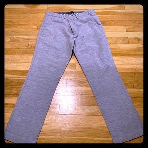 Men's pleated Kentfield pants